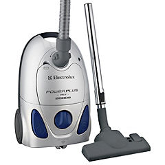 Electrolux Powerplus Bagged Z4471 Cylinder Vacuum Cleaner Picture