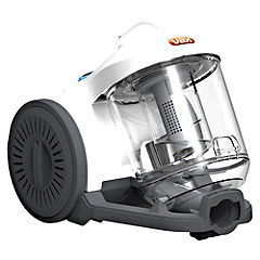 Vax C88-W2-P White Pet Cylinder Vacuum Cleaner