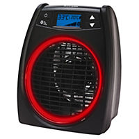 Dimplex DXGL02 2kW Black Upright Fan Heater