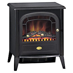 Dimplex CLB20R Club Stove-style Electric Fire
