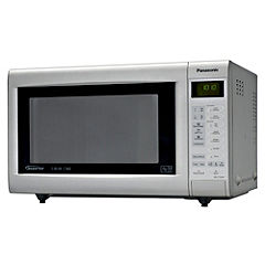 Panasonic NN-CT562MBPQ Silver Combination Microwave Oven