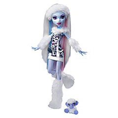 Monster High Abbey Bominable Doll