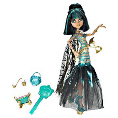 Monster High Ghoules Rule Cleo De Nile doll