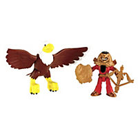 Imaginext Knight and Eagle