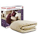 Morphy Richards King Dual Washable Fleece Heated Mattress Cover