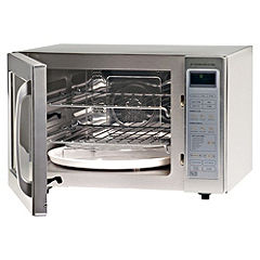 Sharp R98STMAA 40L Stainless Steel Combination Microwave Oven