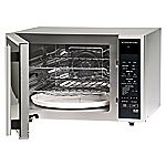 Sharp R959SLMA 40L Silver Combination Microwave Oven
