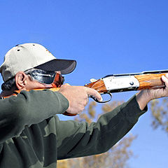 Clay Pigeon Shooting for One Gift Experience