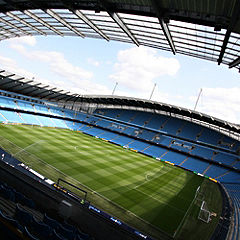 Manchester City FC Stadium Tour for Two Gift Experience