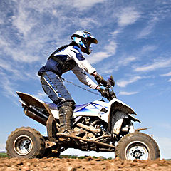 Quad Biking for One Gift Experience