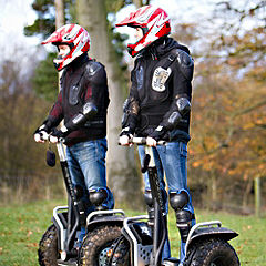 Segway Rally Racing for Two Gift Experience