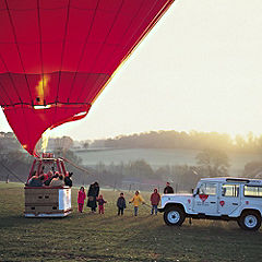 Virgin Hot Air Balloon Flight for One Gift Experience