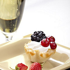 Champagne Afternoon Tea for Two at Swinton Park Gift Experience