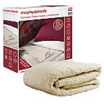 Morphy Richards King Size Fleece Washable Heated Underblanket