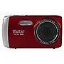 Vivitar X020 10 Megapixel 4x Zoom Red Digital Camera