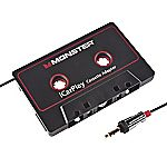Monster iCarPlay Cassette Adapter 800 for iPod and iPhone Multilingual