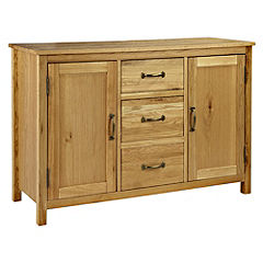 Hampton Oak Sideboard