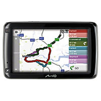 "Mio Spirit 695 EU 5"" Sat Nav with Free Lifetime Map Updates"