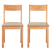 Cordoba Pair of Dining Chairs