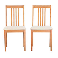 Granada Pair of Dining Chairs