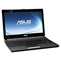 "Asus U36 Intel Core I5 4gb/500gb 13.3"" Black Notebook"