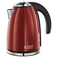 Russell Hobbs 18941 Colours Red Kettle