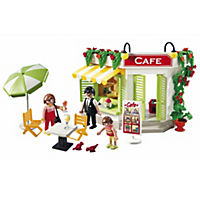 Playmobil Harbour Café