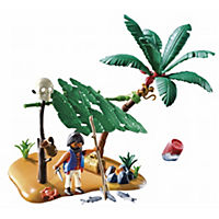 Playmobil Pirate Castaway Island