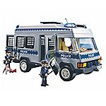 Playmobil Police Personnel Carrier
