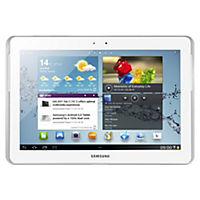 Samsung Galaxy Tab 2 Dual Core 32GB Wi-Fi 10.1'' White Tablet