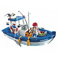 Playmobil Fishing Boat