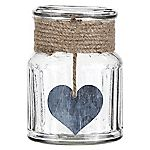 Tu Jar with String & Heart
