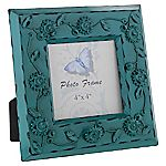 Tu Teal Folk Metal Square Frame