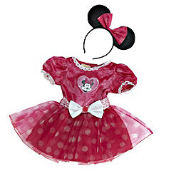 Fancy Dress Disney Minnie Costume