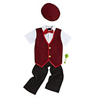 Welsh Boy Costume
