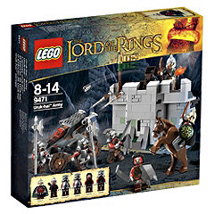 LEGO The Lord of the Rings Uruk-hai Army