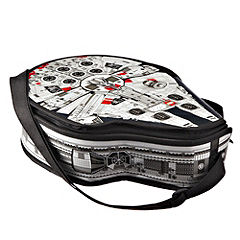 LEGO Starwars Millennium Falcon Messenger Bag
