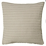 TU natural pleated cushion