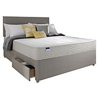 Silentnight Miracoil Memory Divan Bed