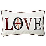 Tu Red Love Cushion
