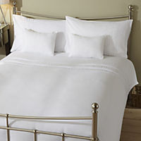 Tu White on White Bed in a Bag - includes Duvet Cover, Pillowcase and Two Cushions