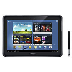 "Samsung Galaxy Note 16gb 3g 10.1"" Pearl Grey Tablet"