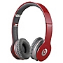Beats By Dr. Dre Solo HD Red On Ear Headphones with Control Talk