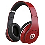 Beats By Dr. Dre Studio Red Over Ear Headphones with Control Talk