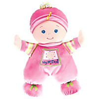 Fisher-Price Baby's First Doll