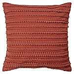 Tu Orange Fern Cushion