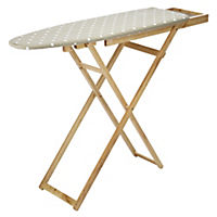 Tu Wooden Ironing Board with Cover