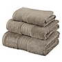 Sainsbury's Truffle Egyptian Cotton Towel