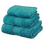 Sainsbury's Kingfisher Egyptian Cotton Towel