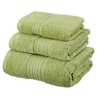Sainsbury's Apple Egyptian Cotton Towel